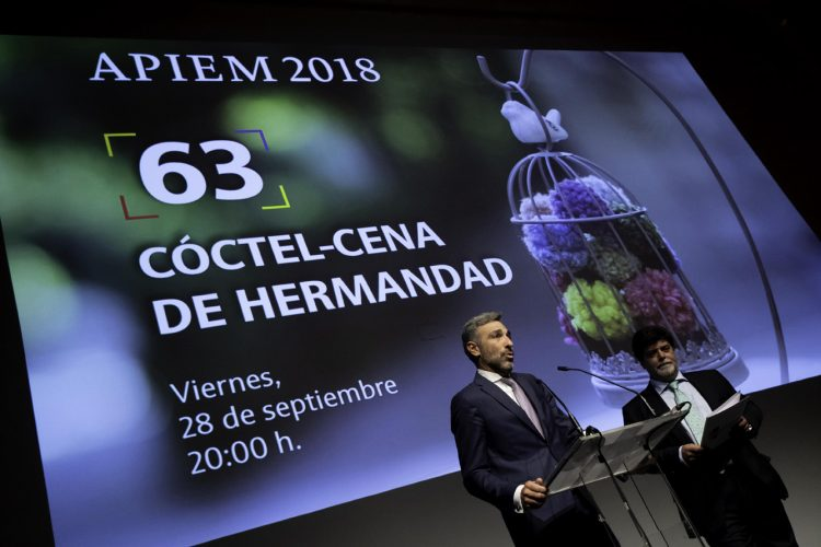 Video 63º cena de hermandad APIEM