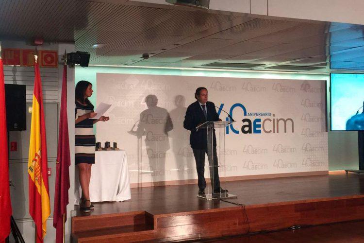 Celebración 40 Aniversario AECIM